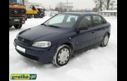 Opel Astra 1.4 benzyna 2006r.